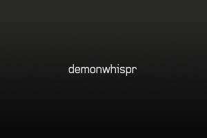 demonwhispr