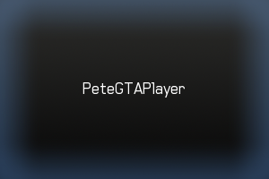 PeteGTAPlayer