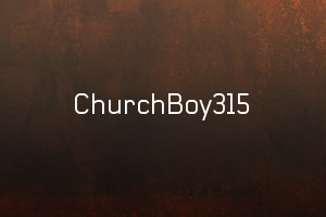 ChurchBoy315