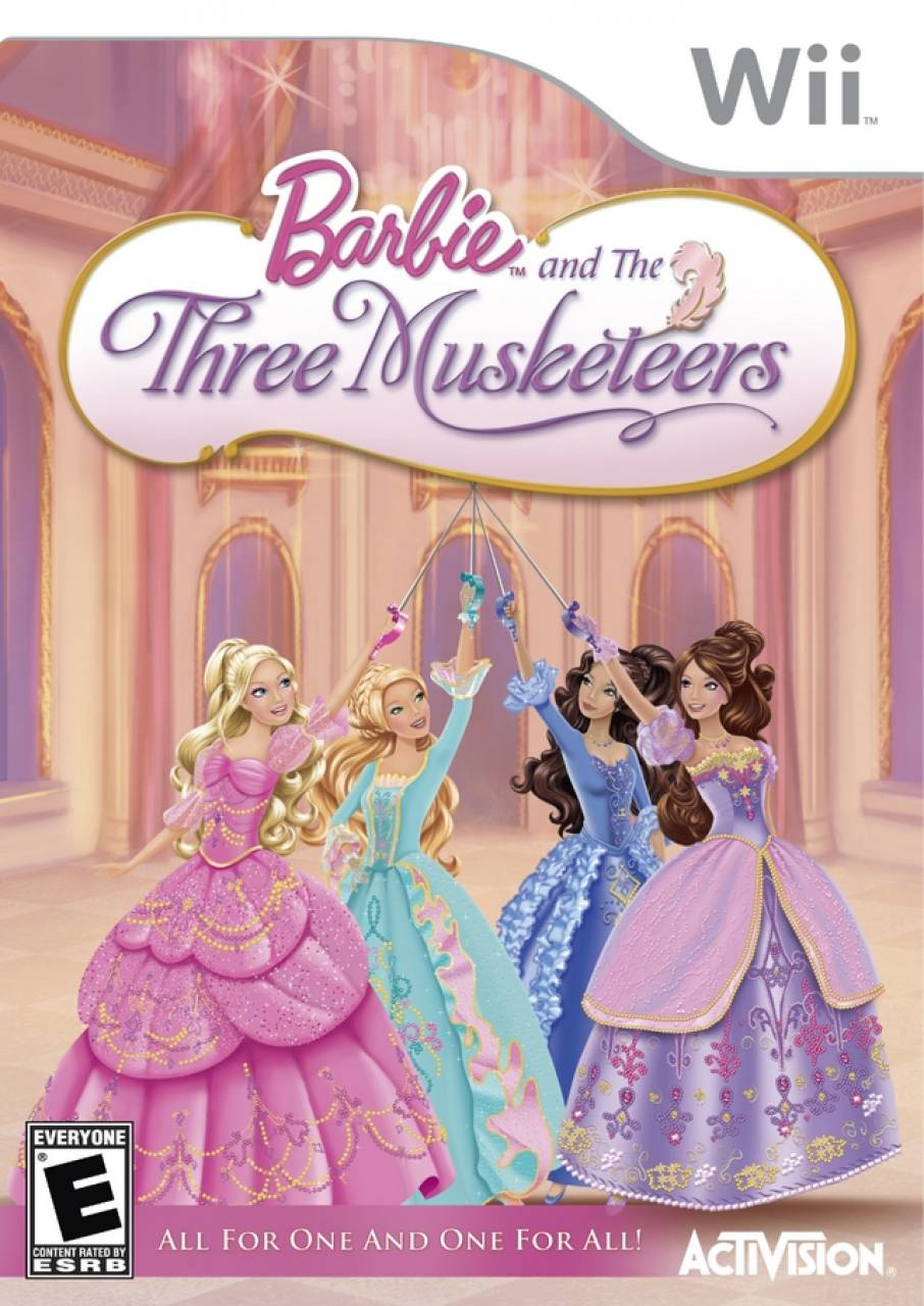 Three Musketeers Secret: Constances Mission - Big Fish