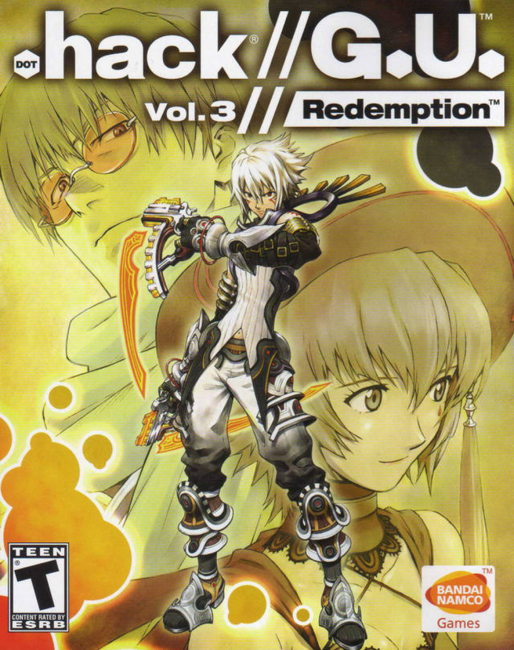 .hack//G.U. Vol. 3: Redemption