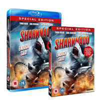 Sharknado on DVD and Blu-Ray 7th October