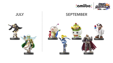 The Next Wave Of Amiibos Are Available For Preorder At GAME