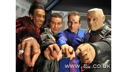 Red Dwarf Returns!