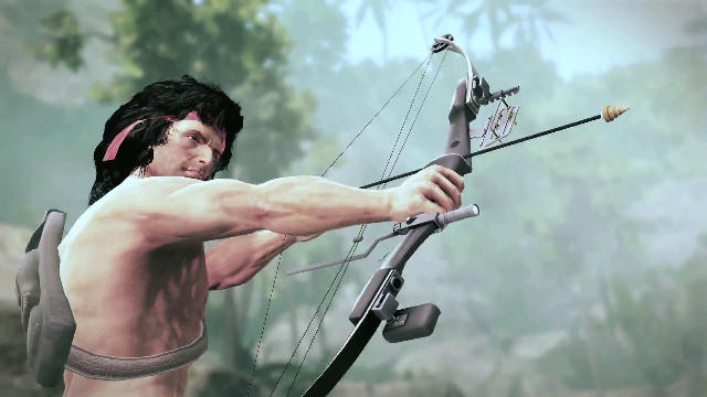 Rambo The Video Game Review