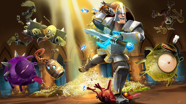 The Mighty Quest for Epic Loot goes open beta on Steam.