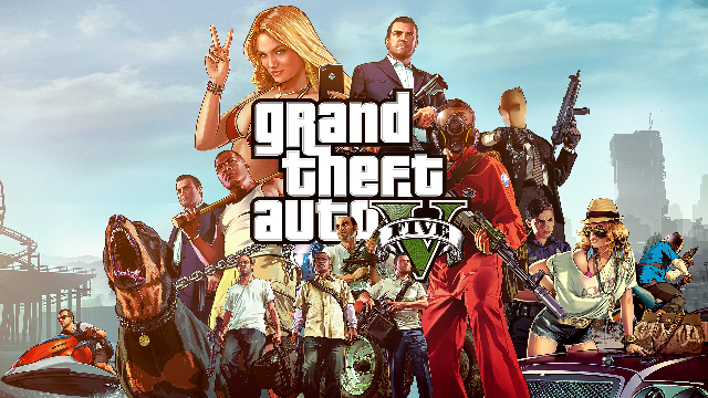 Grand Theft Auto V To Get Online Update March 4th