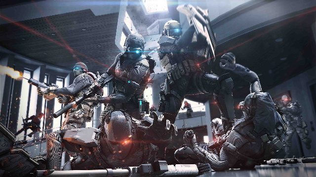 Tom Clancy's Ghost Recon Online now Ghost Recon Phantoms Available April 10th