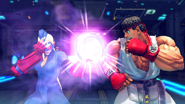 Ultra Street Fighter IV Decapre Reveal