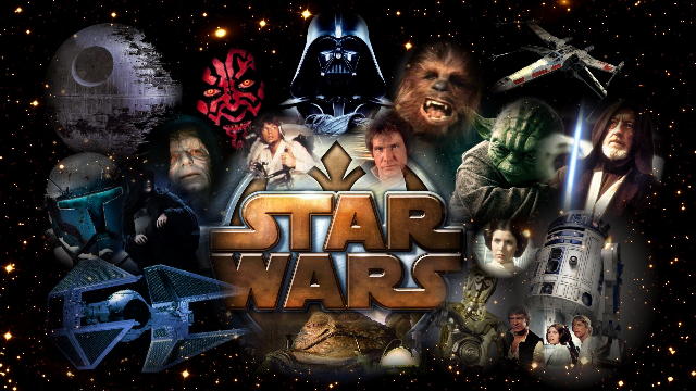 Star Wars: Episode VII Timeline Set