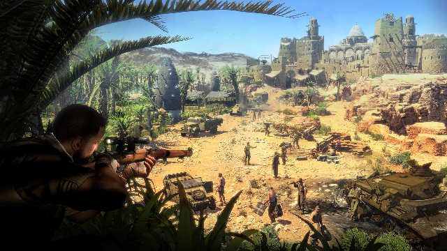 Sniper Elite 3 Developer Diary Q&A Part One