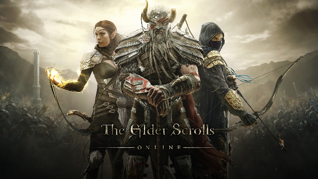 The Elder Scrolls Online Now Available