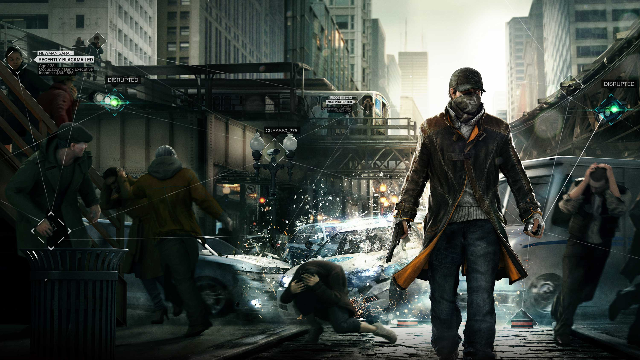Watch Dogs PC Footage featuring Nvidia Technologies