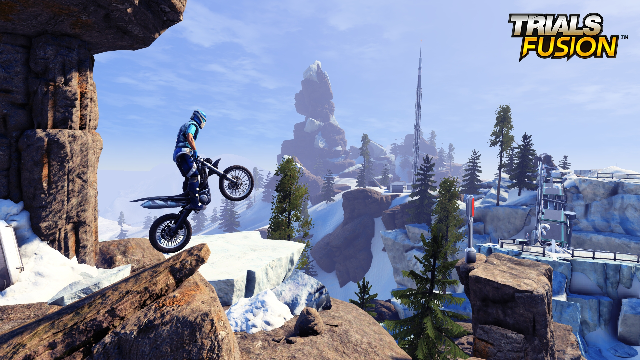 Trials Fusion Multiplayer and Competition Trailer
