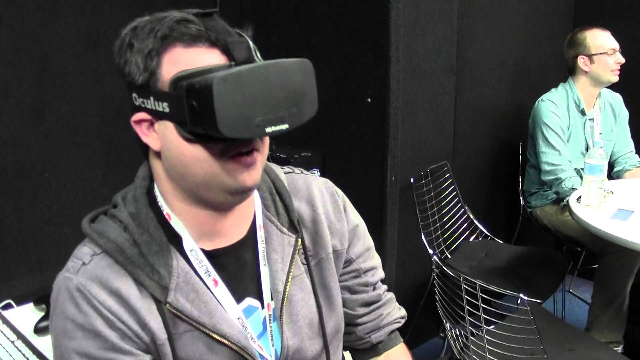 Hold the Oculus Says Zenimax