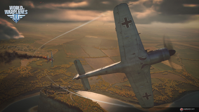 World of Warplanes Update 1.4 and E3 Trailer Released