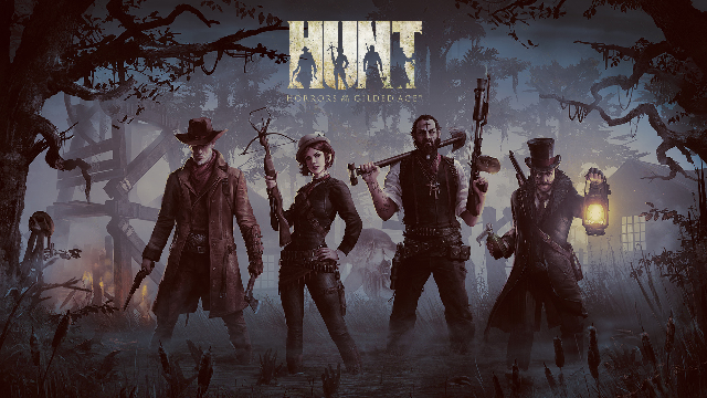 Crytek Unveils HUNT: Horrors of the Gilded Age