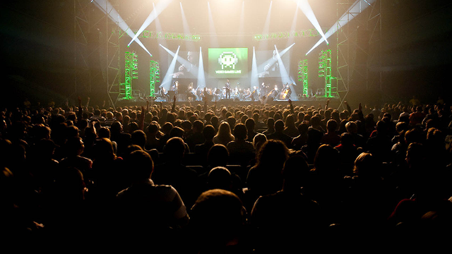Video Games Live in Los Angeles During E3 and Announces 60 New Performances World Wide
