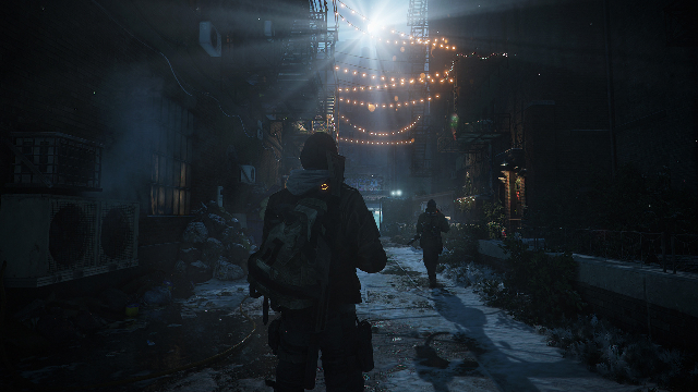 The Division Gameplay Demo