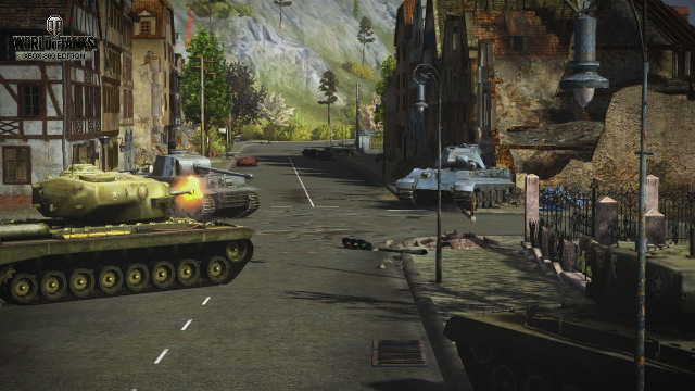 World of Tanks Xbox 360 Edition 1.2 Patch Q&A