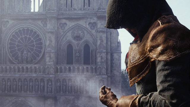Assassin's Creed Unity Re-imagined