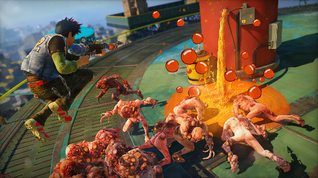 Sunset Overdrive Chaos Squad Detailed