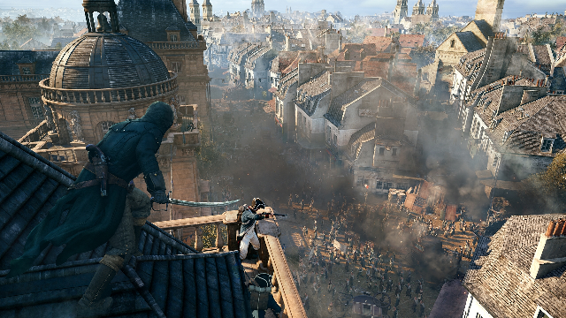 Assassin's Creed Unity Bastille Day Trailers