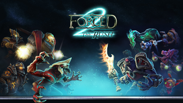 BetaDwarf Announce FORCED 2: The Rush