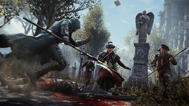 Ubisoft Introduces Elise in new Assassin's Creed: Unity Arno Trailer