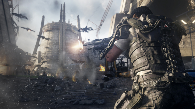 Call of Duty: Advanced Warfare Campaign Trailer and Collector's Editions Detailed