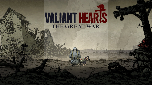 Valiant Hearts: The Great War available September 4th on iOS devices
