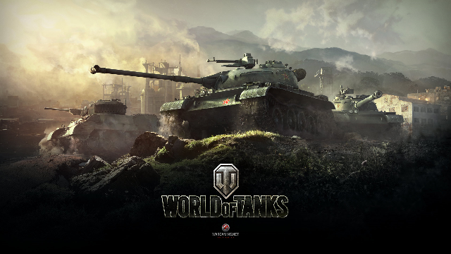 World of Tanks Special Event: Tank Rally Mode