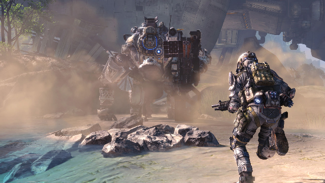 Titanfall Deluxe Edition Announced