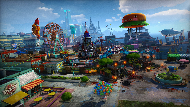 Sunset Overdrive Free For 24 Hours With Gold