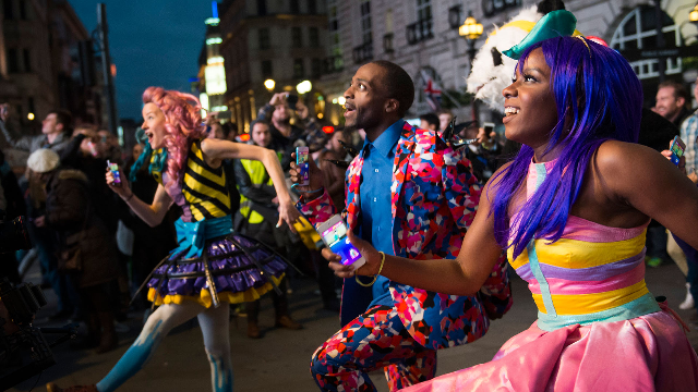Just Dance Now Piccadilly Circus