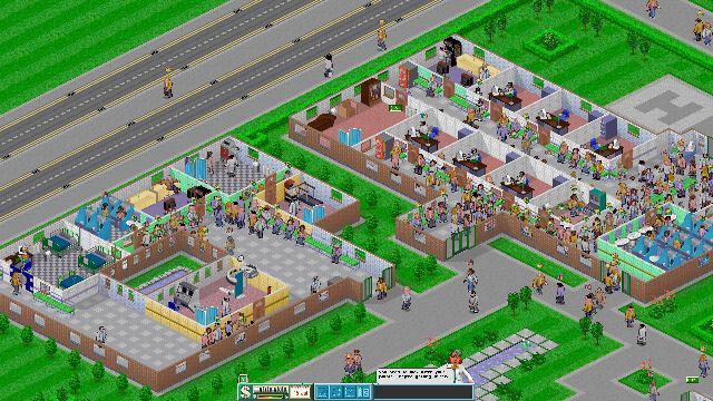 Theme Hospital Free On Origin For A Limited Time