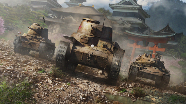 World of Tanks: Xbox 360 Edition Imperial Steel Update