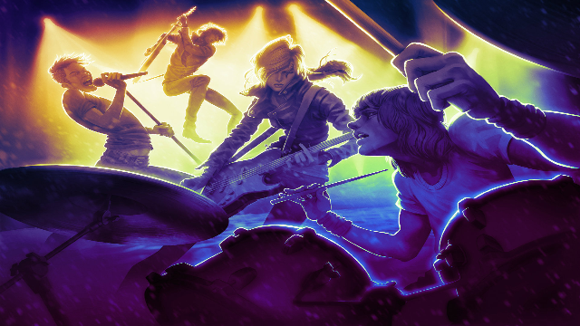Rock Band 4 Announced