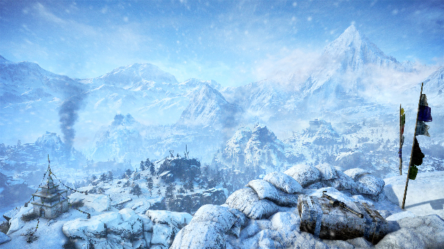 Far Cry 4: Valley of the Yetis Available This Week