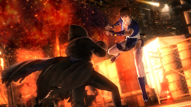 Dead or Alive 5 Last Round Review (Including Extra Jiggle Physics)