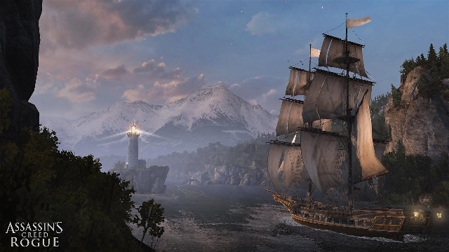 Assassin's Creed: Rogue Now Available for PC