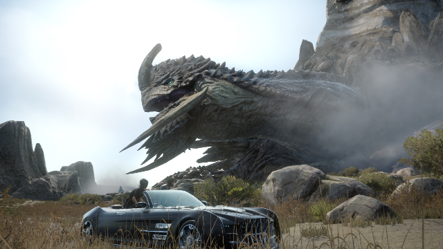 Why Final Fantasy XV: Episode Duscae Worries Me