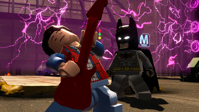 Lego Dimensions Announced As Journalist
