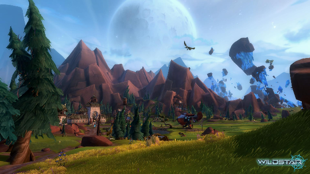 Wildstar Going Free To Play This Fall