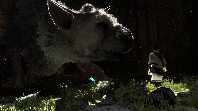 'The Last Guardian' Gameplay Trailer Shown at E3