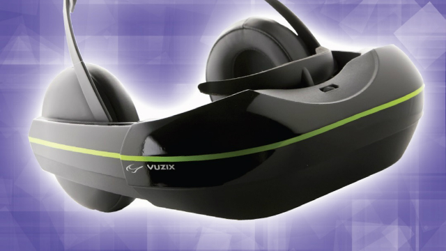 E3 2015 Hands-On With Vuzix