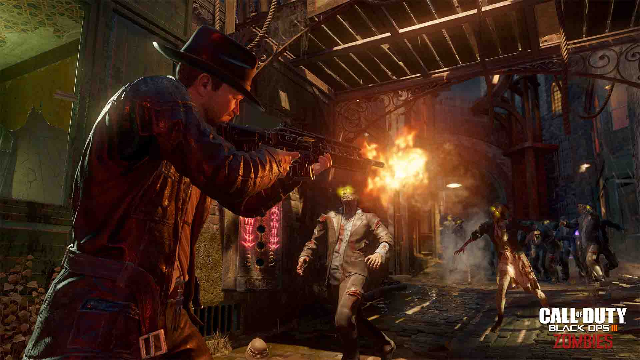 "Call of Duty: Black Ops III ""Shadows of Evil"" Zombies Reveal"