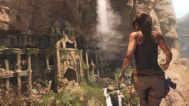 Rise of the Tomb Raider Destined for Windows 10 and Steam Early 2016 and PlayStation 4 Holiday 2016