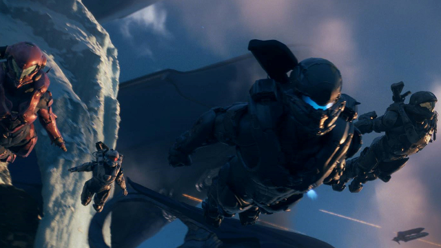 Halo 5: Guardians Opening Cinematic