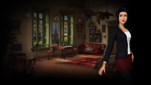 Broken Sword 5: The Serpent's Curse Review